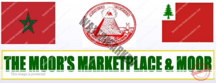 the moor's marketplace and moor logo