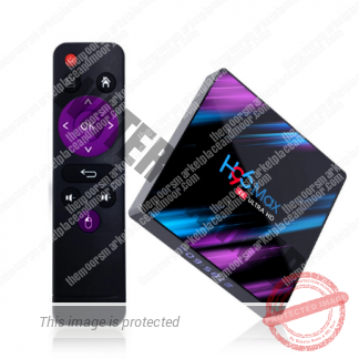 H96 MAX RK3318 2GB RAM 16GB ROM Android Google Smart TV Box