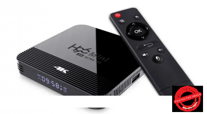 H96 MINI 5G WIFI Bluetooth 4.0 Android 9.0 Android TV Box