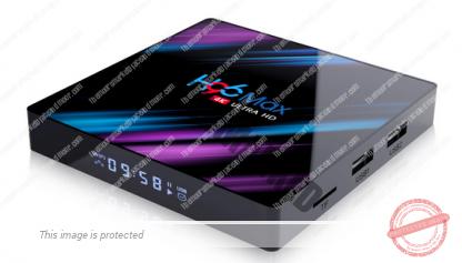 H96 MAX RK3318 2GB RAM 16GB ROM Android Google Smart TV Box