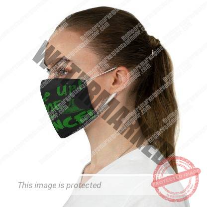 Time for Science Fabric Face Mask